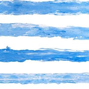 Beach Cottage Stripe blueberry