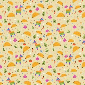 Tacos and Pinatas