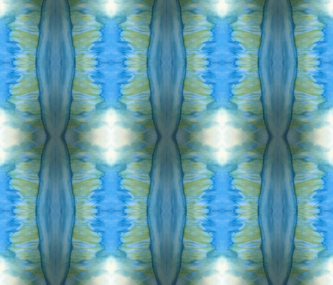 reflection fabric by |pure| on Spoonflower - custom fabric