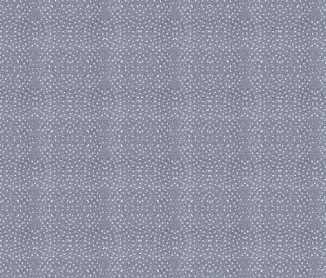 SEVILLE QUILT CHAMBRAY fabric by holli_zollinger on Spoonflower - custom fabric