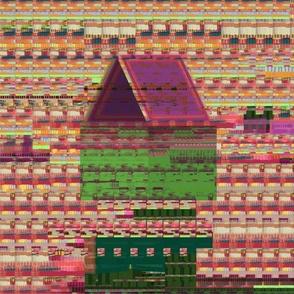 Digitally Woven House