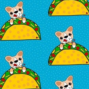 Frenchies Loves Tacos!