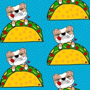 Bulldogs Love Tacos!
