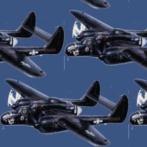 P61 Black Widow Xtra Large Blue