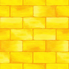 Wizard of Oz- Yellow Bricks