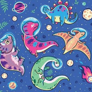 Space dinosaurs 2
