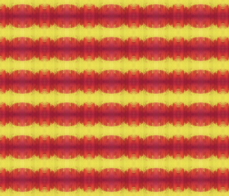 fire between fabric by |pure| on Spoonflower - custom fabric