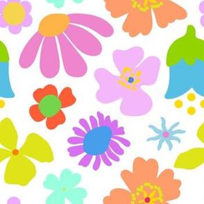 Mod Scandinavian Floral