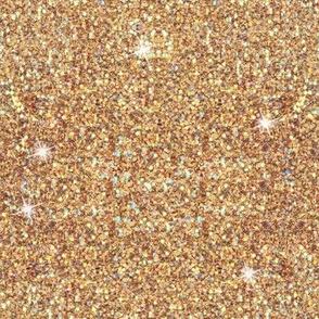 gold glitter sparkles