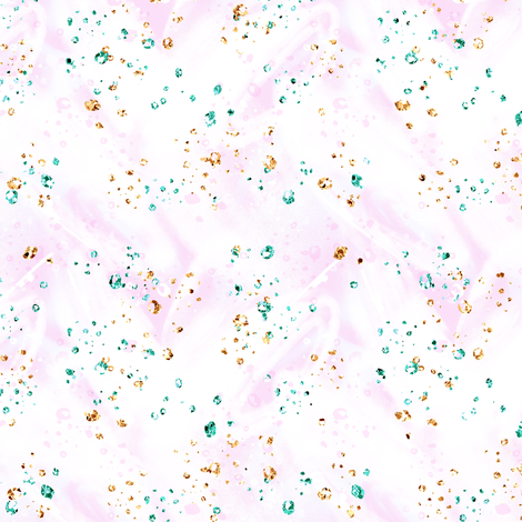 glitter confetti sparkles fabric by parisbebe on Spoonflower - custom fabric