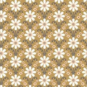 Vertical floral
