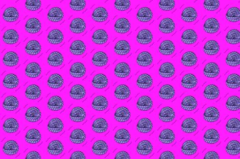 Pangolin fabric by tigerlilytidbits on Spoonflower - custom fabric