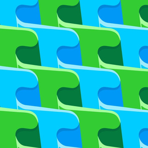 foldy waves