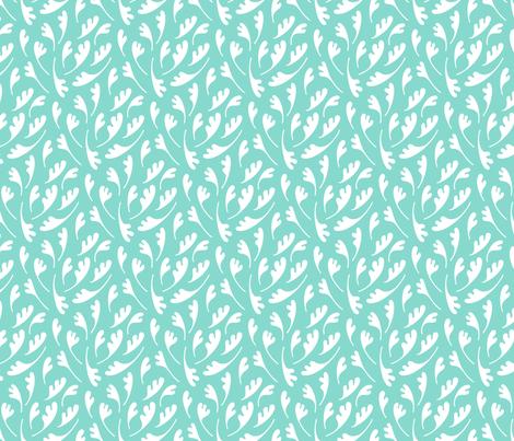 little_leaves_12 fabric by enariyoshi on Spoonflower - custom fabric
