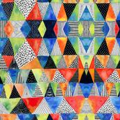 Doodled Geometry