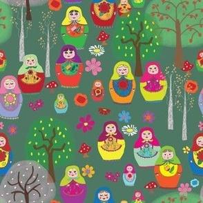 Babushka Forest
