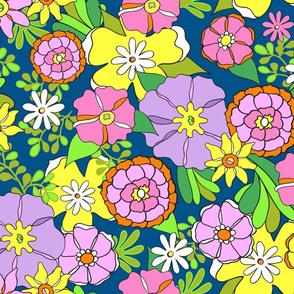 60s Flower Power