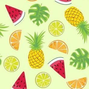 tropical summer - green