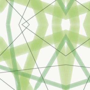 Lg Green Abstract