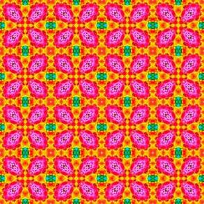 Hot Pink Butterfly Blocks
