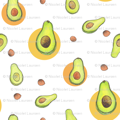 I Dream of Avocados
