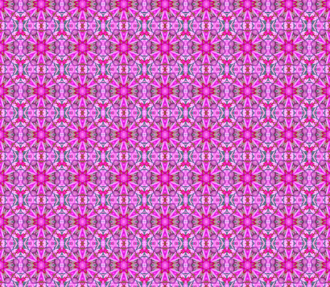 Summer Fireweed in Alaska fabric by snow_bird_designs on Spoonflower - custom fabric