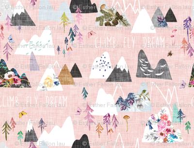 Mountain Dreams (rose)