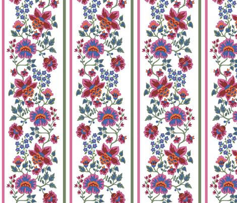 jacobs stripes medium fabric by leroyj on Spoonflower - custom fabric