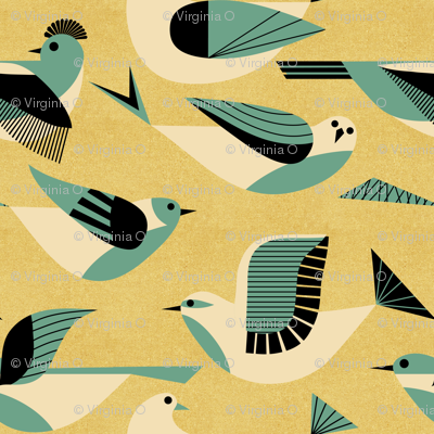 Rrrrrr1950s-birds-soft-teal-and-gold-flying-01_preview