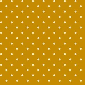 Polkadot Mustard