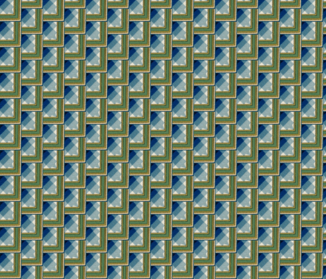 arabesque 143 fabric by hypersphere on Spoonflower - custom fabric