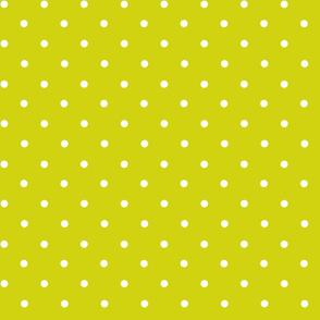 Polkadot Lime