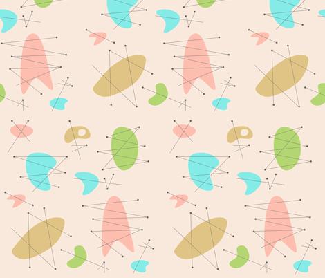 Pendan - Sherbert fabric by theaov on Spoonflower - custom fabric