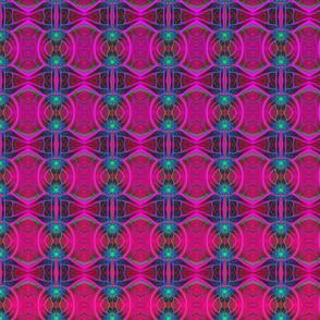 Splits Fractal pink bold pink