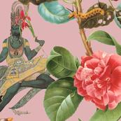 Pink Xanthia's Garden2