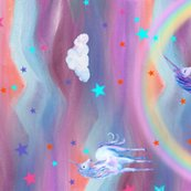 Rdreamy-unicorn-spring-pink-blue-sky-by-floweryhat-copie_shop_thumb