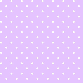 Polkadot Lavender