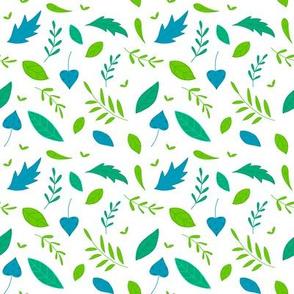 Jungle Leaf Cordinate