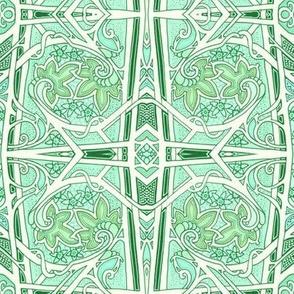 Tilted Mint