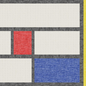 Once I Wore Mondrian