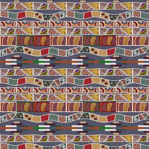 Native American Beadwork Blocks