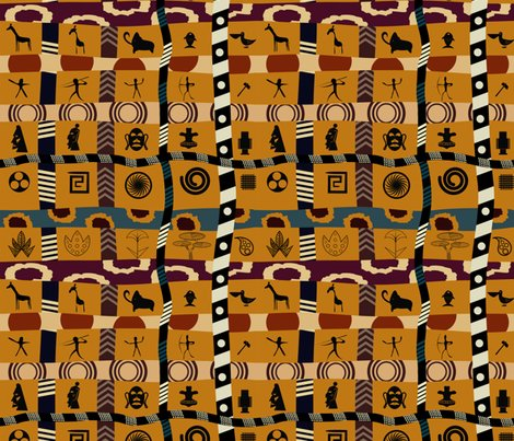 Rafrican-patchwork-on-gold_shop_preview