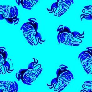 Pegus-Hounds Tossed Aua/Cobalt
