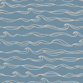 Ocean Waves (Smaller Scale)