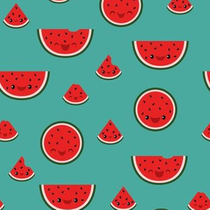Cute Watermelon Pattern