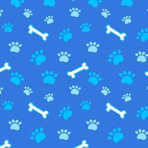 Doggie paws bones