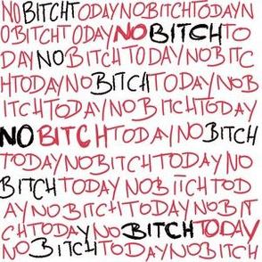 NoBitch