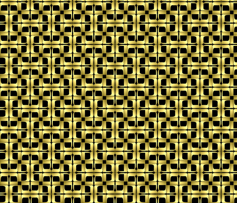 Metallic Final Mem fabric by anneostroff on Spoonflower - custom fabric