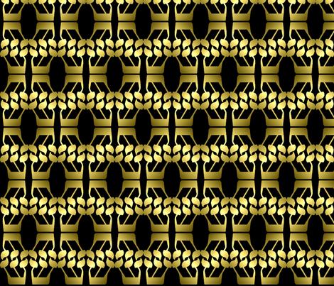 Metallic Shin fabric by anneostroff on Spoonflower - custom fabric
