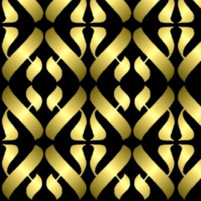 Metallic Alef